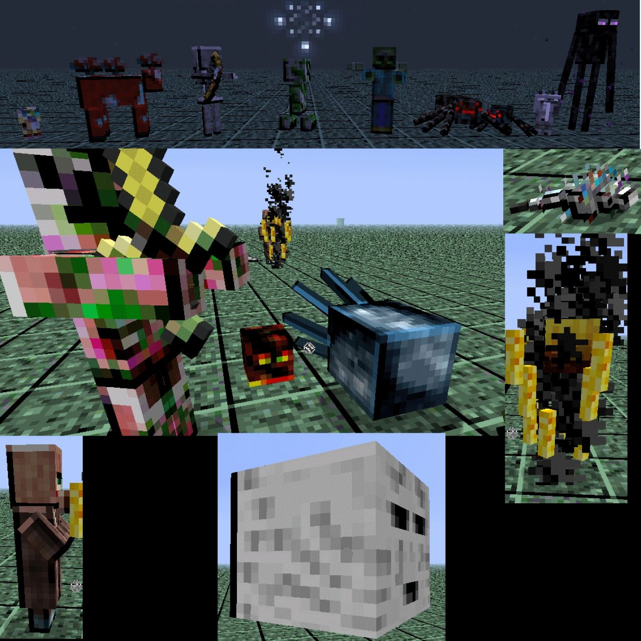 More Mobs