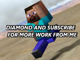 My honest opinion: Asking for diamonds and subscribers Minecraft Blog