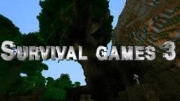 The Survival Games 3 Minecraft Map & Project