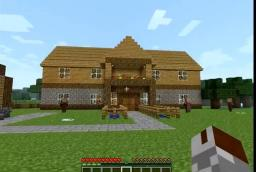 Minecraft my house Minecraft Map & Project