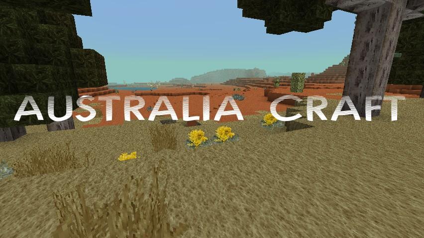 Australia Craft Minecraft