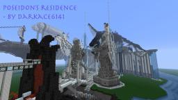 Poseidon's Residence Minecraft Project
