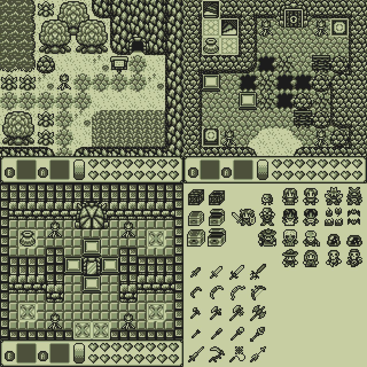 Modèle De Gameboy Pixel Art Labteladrecf