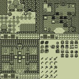 Pixel art, Gameboy style! Minecraft Blog Post
