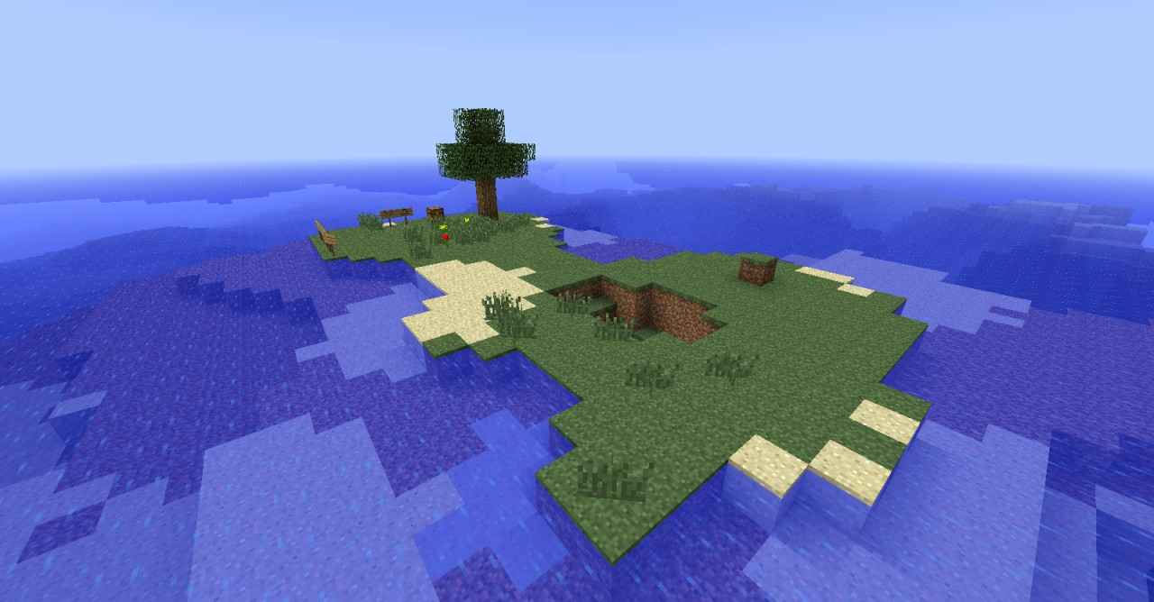 Survival island animal droppings