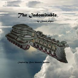 The Indomitable [Airship of the Arian Empire] Minecraft Map & Project