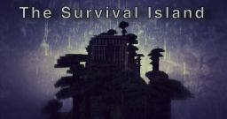The Surival Island 1.1 Minecraft Map & Project