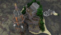Project Nemesis - U.S.M base Co15 Minecraft Map & Project