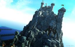 Showcase- Casterly Rock Minecraft