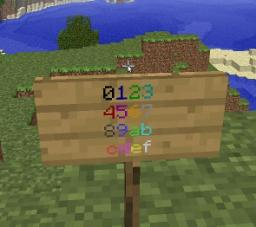 How To Change The Colour Of Your Name On MultiPlayer Minecraft Blog Post