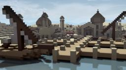 JM - Biome map (desert build) Minecraft Project