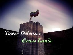 Tower Defense: Grass Lands [Multiplayer Game] Minecraft Map & Project