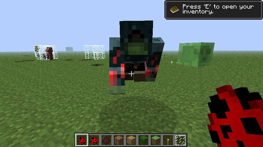 hunter 2232480 [1.7.10] Left 4 Mine Mod Download