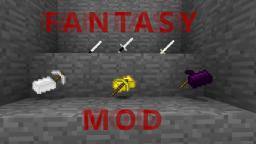 (NOT UPDATED) Random Fantasy Game Content: New Ores/Tools/Legendary Swords