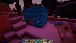 Funky Colors. Minecraft Texture Pack