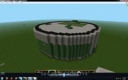 Imperial Guard  D.O. W. Mars Pattern Command Center Minecraft Map & Project