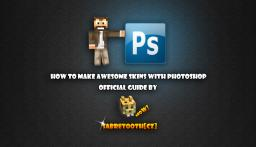 How To Create Awesome Skins In Photoshop Minecraft Blog Post