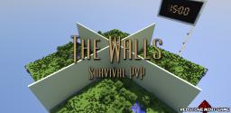 The Walls - PvP Survival Minecraft Map & Project