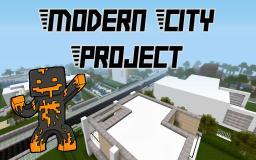 Modern House/City Project v.1 Minecraft Map & Project