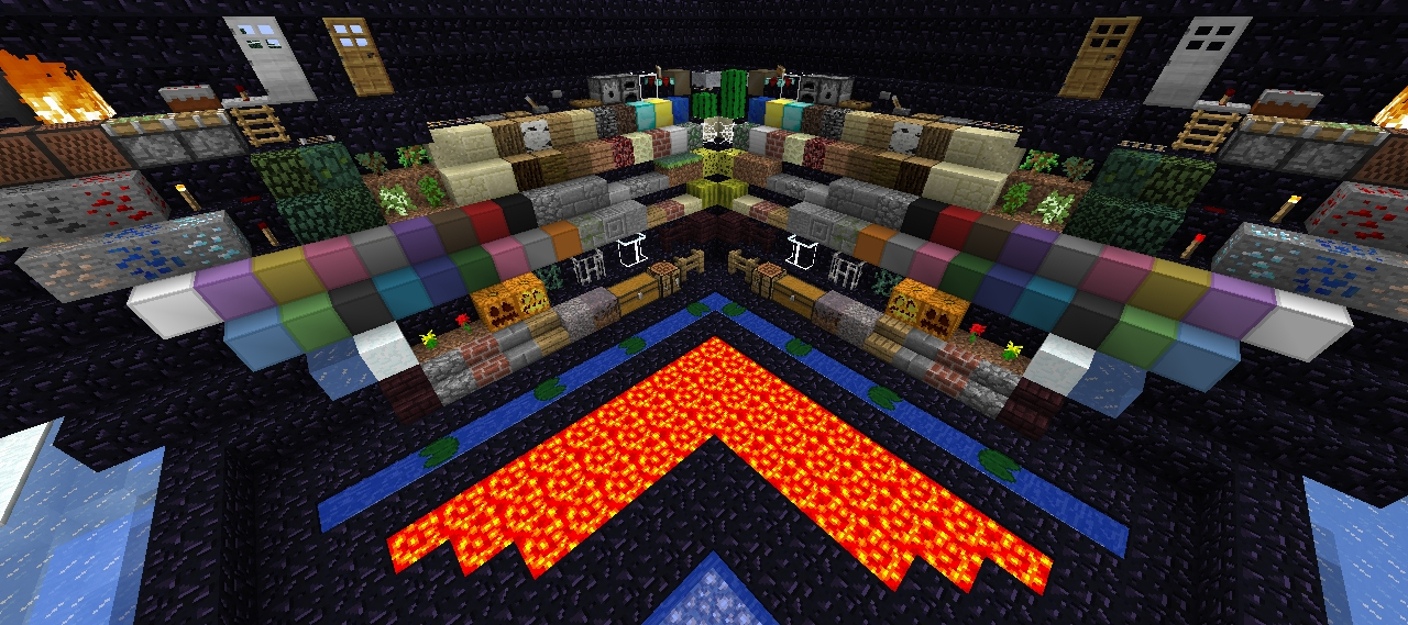 Popular Texture Pack : CodeCrafted Texture Pack