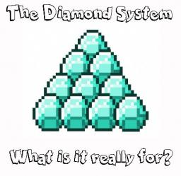 The Diamond System - What is it really for? + More info Minecraft Blog