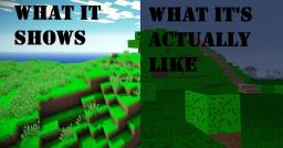 RANT: stop using shader mods to make your texture packs look better! Minecraft Blog