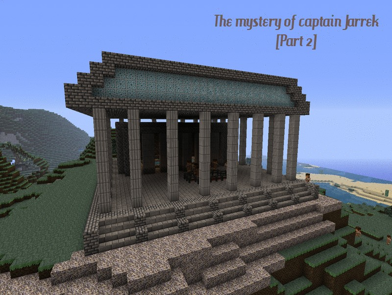 The mystery of captain Jarrek [Part 2] [Adv map]