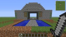 Simple Working Drawbridge/GateHouse