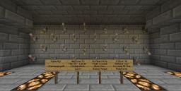 24 Lever Combination Lock! Minecraft