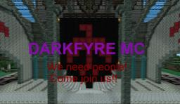 DarkFyre MC (Creative/SMP Factions!) [NEW AND IMPROVED] Minecraft Server