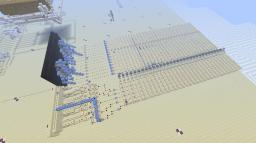 4 Bit Binary calculator - Addition and Subtraction - Decoder to Hard drive to 7 segment display Minecraft Map & Project