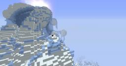 Mountain Celu (WARNING includes ice) Minecraft Project