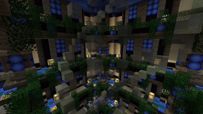 Minecraft World Stuck On Building Terrain