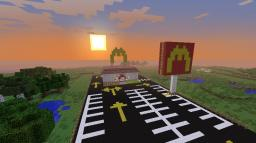 McDonald's Minecraft Map & Project