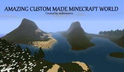 AMAZING CUSTOM MADE MINECRAFT WORLD Minecraft Map & Project