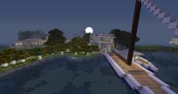 aakagon's Modern House on WOK Minecraft Project
