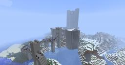 The College of Winterhold Minecraft Map & Project