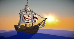 Seacraft (32x32) 1.2.5 - Pirate Texture pack