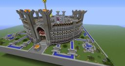 WolfReigh's Colosseum Minecraft Map & Project