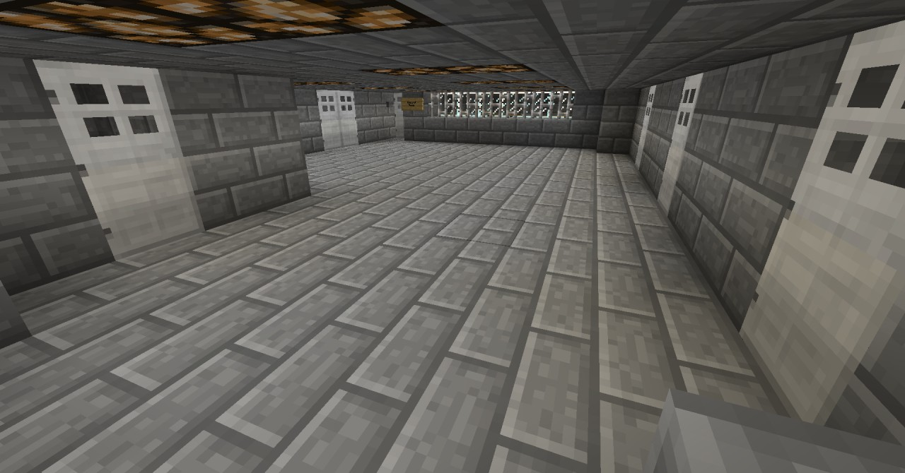 High Security Prison (Awesome Features ) Minecraft Map