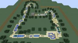 Golf Course - Golf In Minecraft! Well Made 18 Hole Course! Just Like Real Life Adventure Golf! Minecraft Map & Project