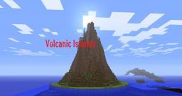 Volcaninc Islands Minecraft Map & Project
