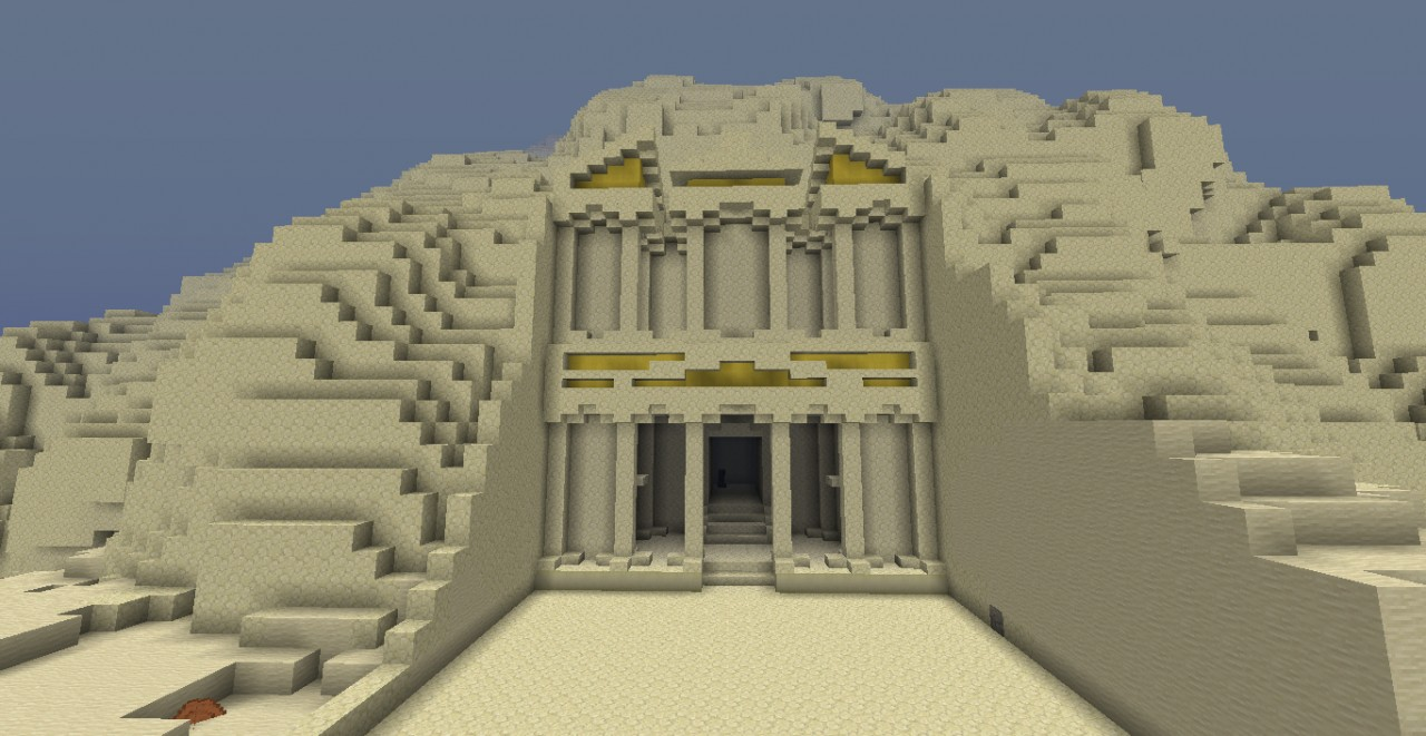 Capital Of The Sand People Minecraft Project
