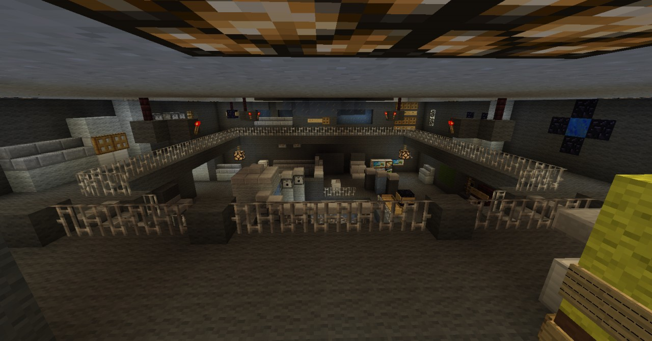 Call Of Duty Black Ops Zombies Quot Five Quot Custom Map Minecraft