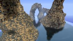 Trinity Islands. Minecraft Map & Project