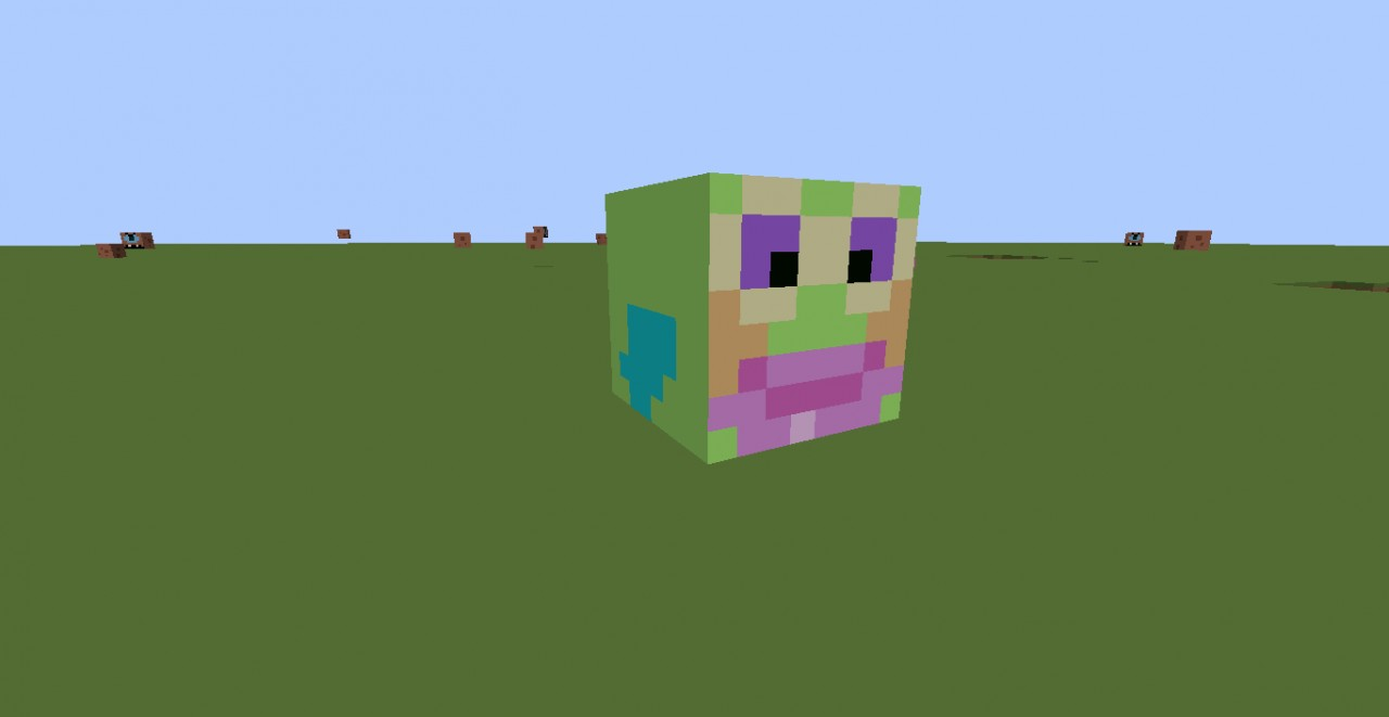 Magma Cube [Puffy Fluffy]