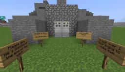 Grass to Mine Minecraft Map & Project