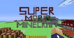 Super Mario Minecraft Minecraft Project