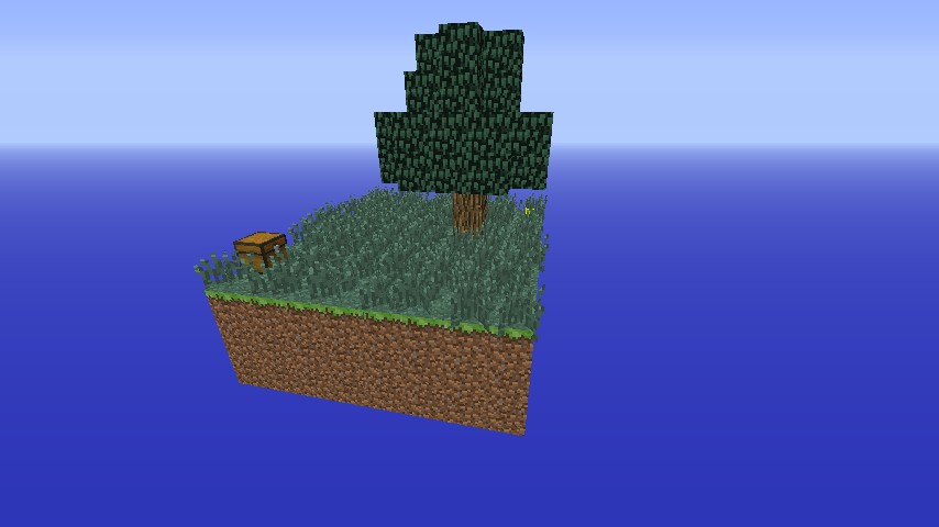 The Easy SkyBlock Minecraft Project