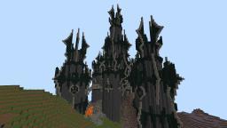 Dark Castle Minecraft